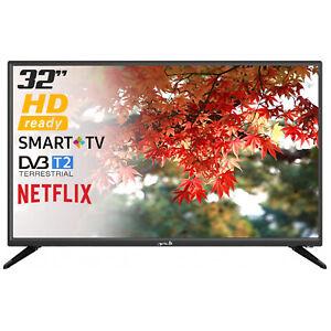 SMART-TV-LED-ARIELLI-LED-32-034-POLLICI-HD-READY-720p-INTERNET-TV-WI-FI-NETFLIX