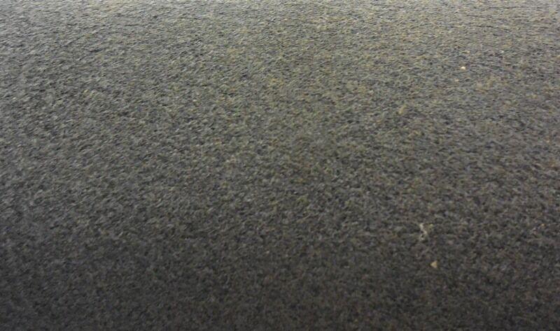 Marca Desconocida Cinta Transportadora, Negro longitud, De Nitrilo, 10' de longitud, Negro de 24 pulgadas de ancho, 0.120
