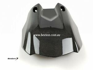 2015-2018-Yamaha-R1-R1M-R1S-Rear-Hugger-Mud-Guard-Fender-TWILL-Carbon-Fiber-2017