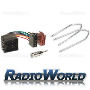 Vauxhall-Corsa-B-Vectra-B-Astra-F-MK3-Stereo-Fitting-Kit-Wiring-Adaptor
