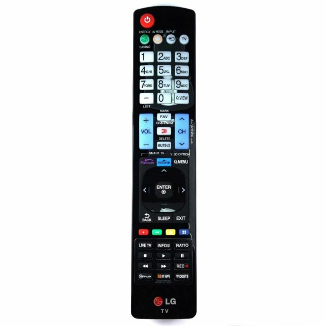 Genuine LG AKB74115501 TV Télécommande
