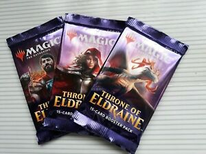 Magic-the-Gathering-Throne-of-Eldraine-Booster-Pack-x-3