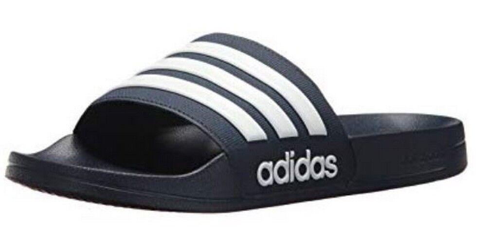 912c73cf5fdb1d Adidas Mens Adilette Shower Locker Slide Shoe Water Sandal Sandal Sandal  Color Choice AQ17 a1ea9b