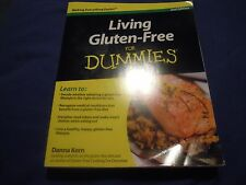 LIVING GLUTEN FREE FOR DUMMIES 2ND EDITION