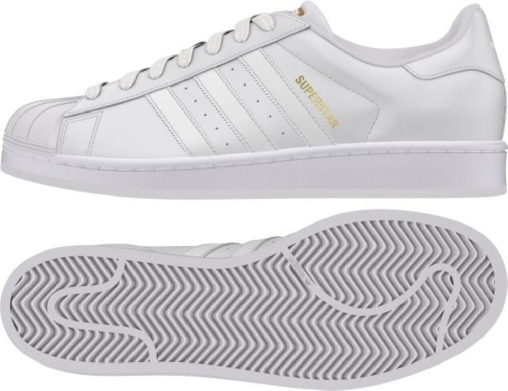 Adidas b27136 Superstar Foundation b27136 Adidas Blanco original's cortos 33b4c1