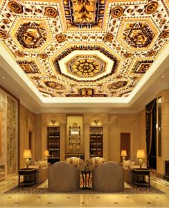 3D Gorgeous Design 7 Ceiling WallPaper Murals Wall Print Decal Deco AJ WALLPAPER