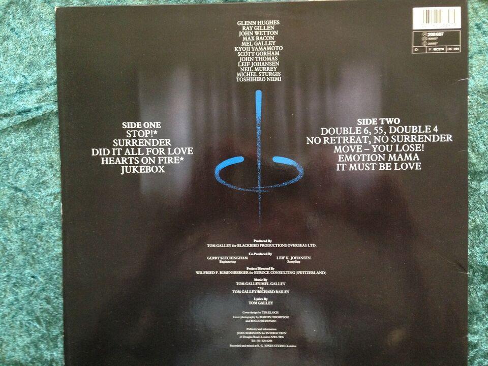 LP, Phenomena 2, Dream Runner