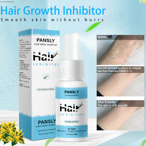 Natural-Spray-amp-Wipe-Hair-Removal-Spray-Away-Painless-Remover-Hair-Body-Care-US
