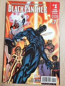 Black Panther #7 FN 2016 Marvel Comic
