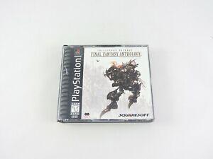 Final-Fantasy-Anthology-SONY-PlayStation-2-Collector-039-s-Package-V-amp-VI-FFV-amp-FFVI