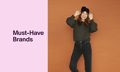 Up to 50% off Women's Looks