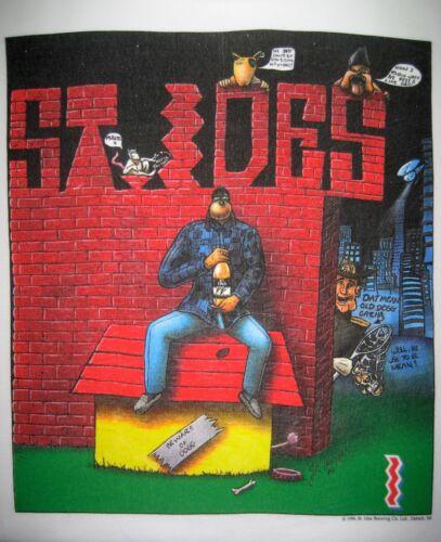 1994 St Doggystyle Vtg Dr Dre Ides Dogg Tee 90s Rap Doggy camiseta Snoop 2pac rrdYqZ