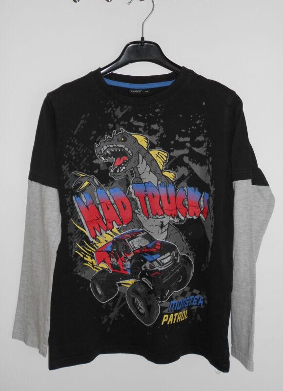 *** Super Schöner Langarmshirt Shirt Gr. 152 *** Professionelles Design