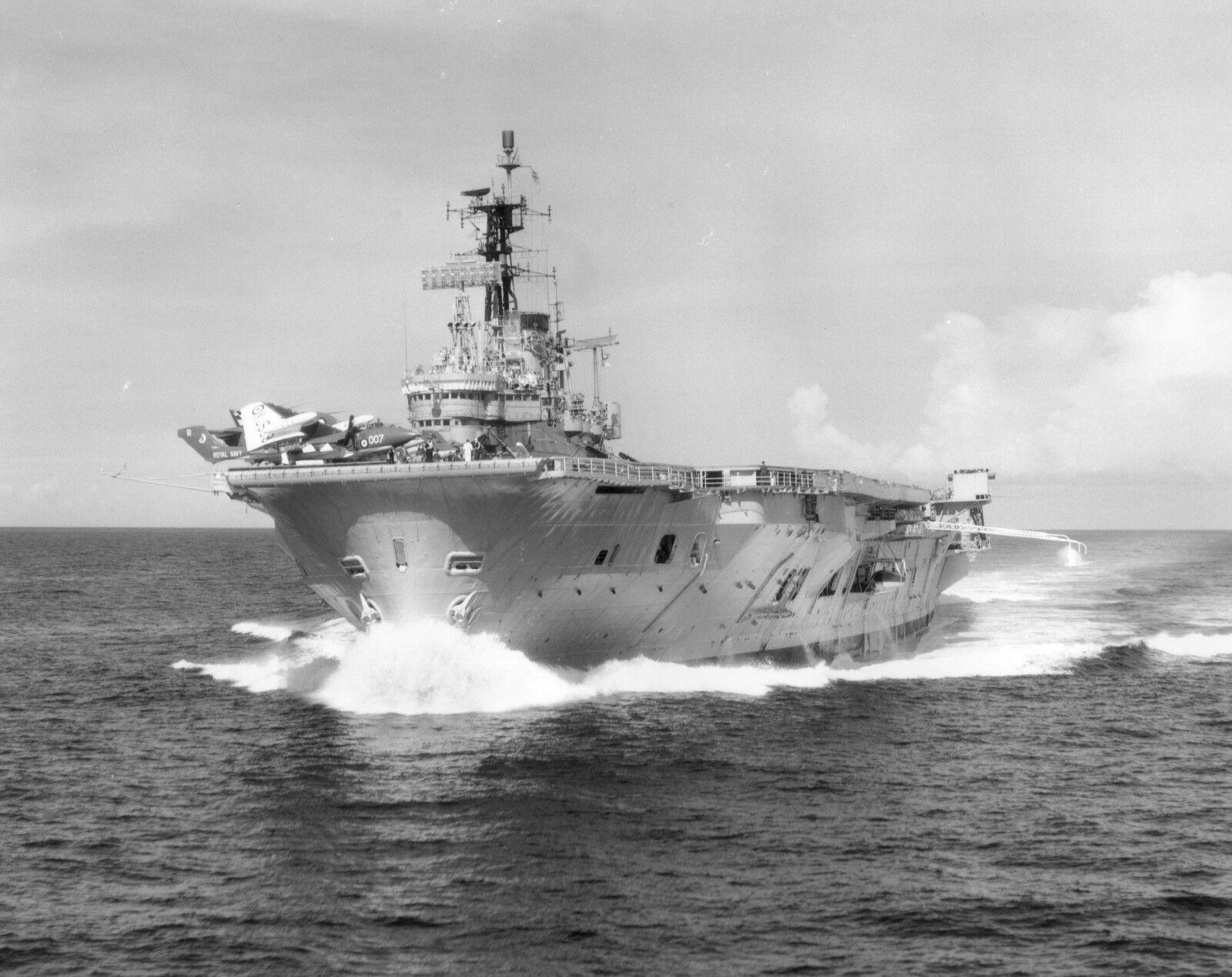 HMS Ark Royal 1955    Military Photo Print