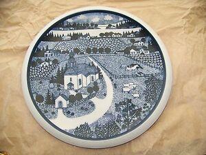 Rare Arabia Wartsila Finland Plate, 100 Years Commemoration