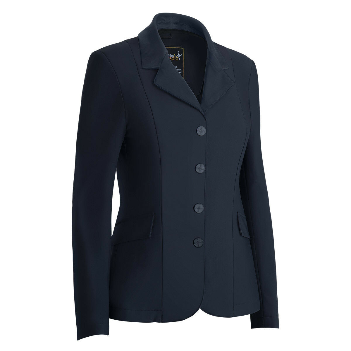 Tredstep Solo Pro Competition Coat in Navy