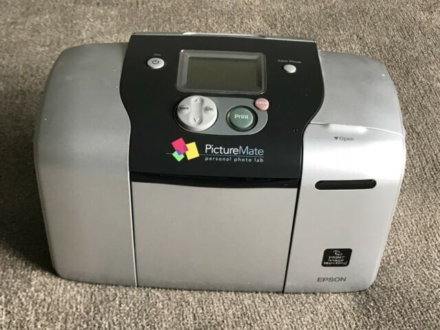 Epson Picturemate Personal Photo Lab Snap Pm240 Pm 240 Ebay