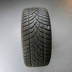 1x-Dunlop-Sp-Sports-D-039-Hiver-3d-r01-255-35-r19-96-V-Dot-3315-7-mm-Pneus-Hiver