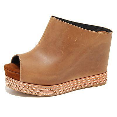 8845N sandalo zeppa JEFFREY CAMPBELL EUROPA argento sandali donna sandals women