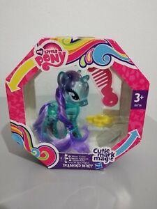 My Little Pony G4 Cutie Mark Magic Rare Diamond Mint Water Cutie Pony New 5010994847586 Ebay