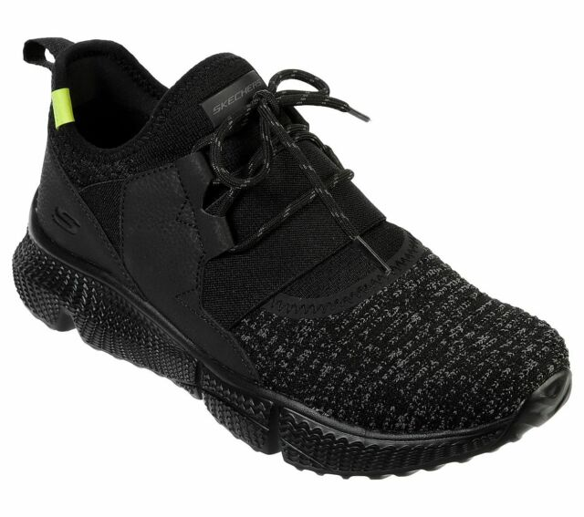 skechers shoes mens black