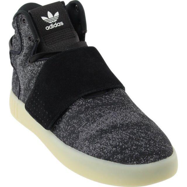 brand new 44374 ba389 adidas Tubular Invader Strap JC Originals Mens Black Bb8945 11