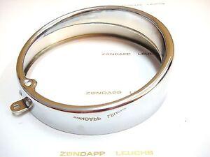 Kreidler Florett RMC K 54 Scheinwerfer Einsatz Chrom Ring 87.84.83 NEU *