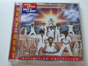 EARTH-WIND-amp-FIRE-Definitive-Collection-NM-CD