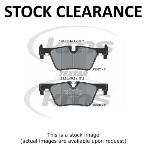 TOP KMS Q Stock Clearance New REAR BRAKE PAD SET F20,F21,F30,F31 11 T