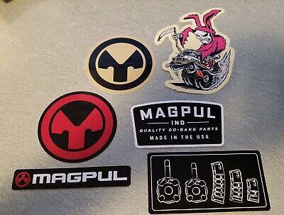 Magpul Pole Day Kentucky Speedway Vinyl Sticker Decal OEM Original