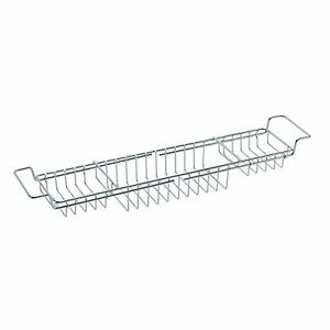 Extendable Bath Tub Rack Chrome plated and Extends up to 20 cm on each side68989
