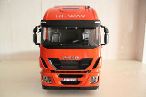 RARE-1-12-scale-Iveco-Stralis-Hi-Way-truck-includes-a-remote-control-by-Hachette