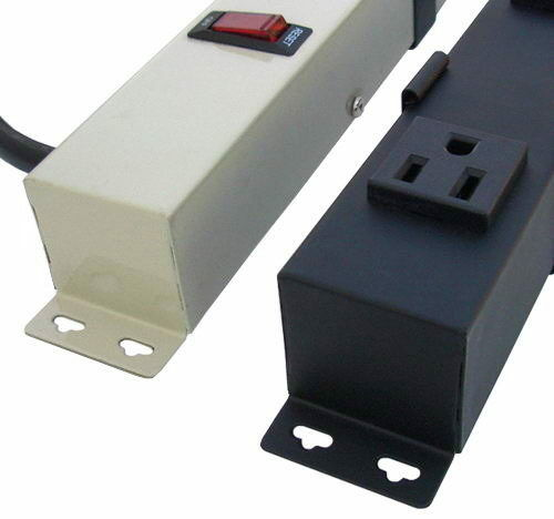 """48/"""" 12 Outlets Hardwired Power Strip H412NVW1"""