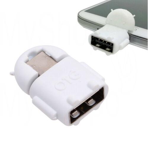 Micro USB OTG CONNECTOR CONNETTORE ADATTATORE PER HUAWEI MEDIAPAD m2 10.0