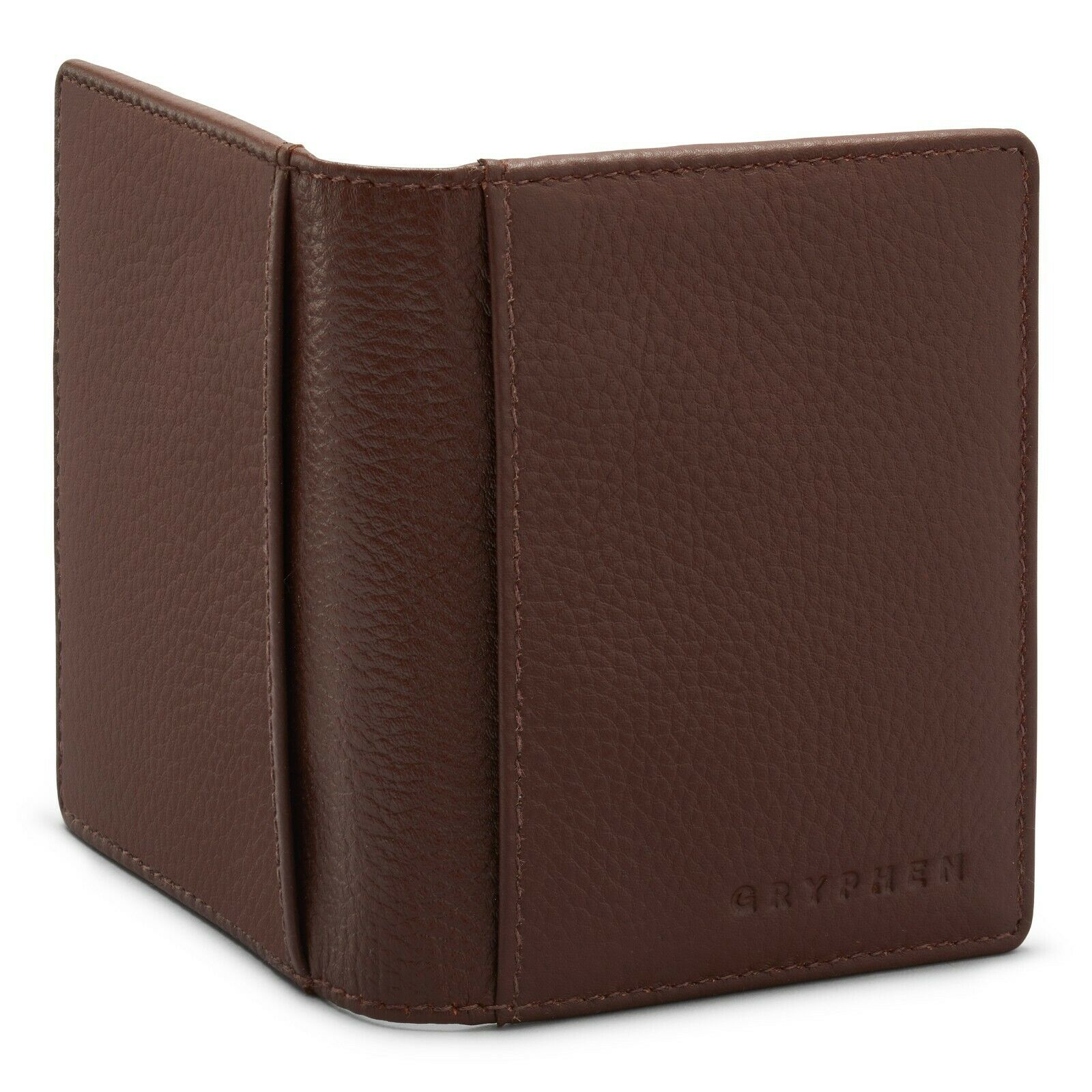 7 Colours available Italian Leather Bi Fold 20 Sleeve Credit Card Holder