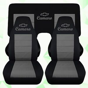 Image Is Loading 1993 2002 Chevy Camaro Car Seat Covers In