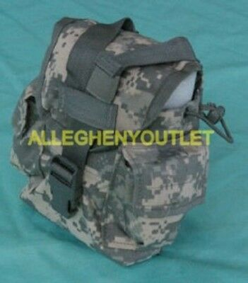 New ACU 1 QT Canteen General Purpose MOLLE II Pouch in UCP 8465-01-525-0585