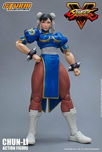 Street fighter V Chunrei action figure figure figure NEW item EMS from japan a5d593