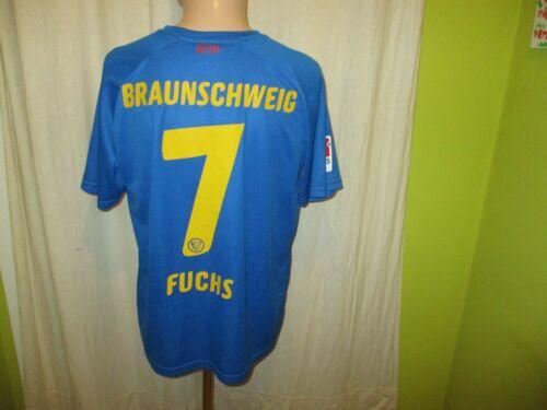 Eintracht Braunschweig Puma Trikot 11/12 Volkswagen Bank Nr.7 Fuchs Gr.S M