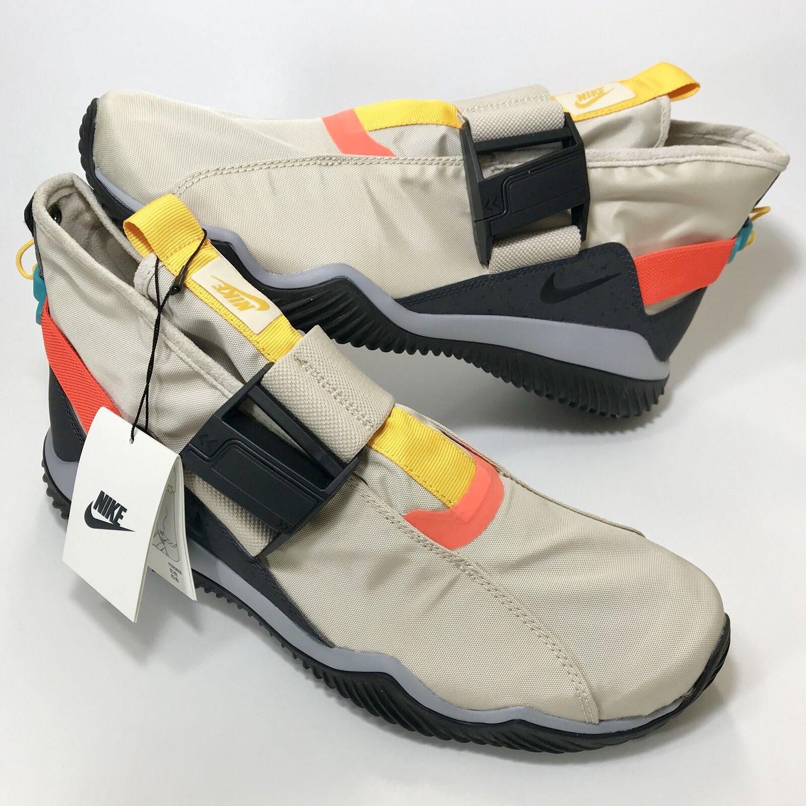 Nike Komyuter SE Shoes KMTR Birch Khaki Brown AA0531 Men's Size 11