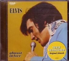 ELVIS PRESLEY Almost In Love CD Classic Rock RUBBERNCKING STAY AWAY JOE EDGE OF