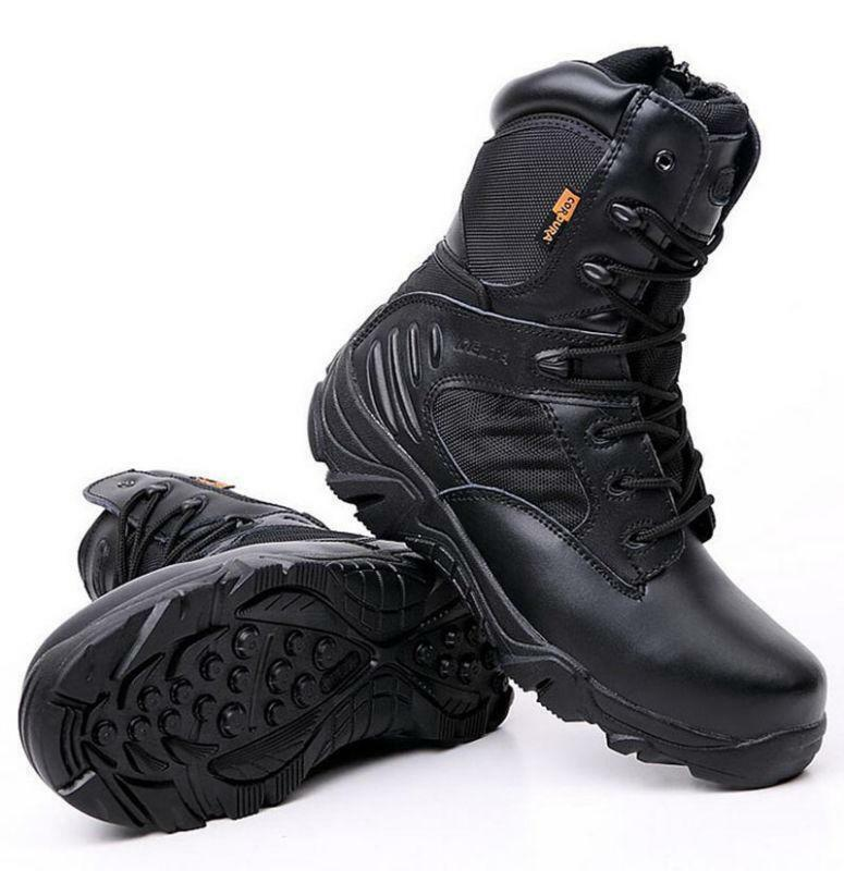New Army Outdoor Military Tactical Ankle Boots Cordura Desert Combat Army shoes