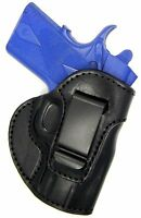 PREMIUM LEATHER IWB IN/INSIDE PANTS HOLSTER FOR Kahr P PM CW 45 cw45 p45 pm45