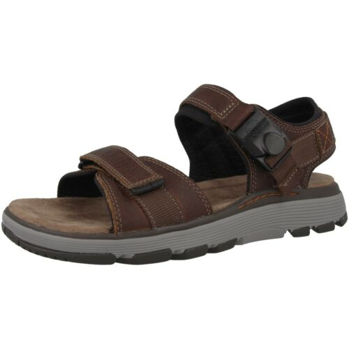 Clarks Un Trek Part Schuhe Men Herren Sandale Hiking Trail Sandalette 26131860