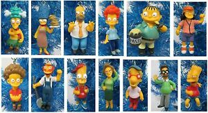 The-Simpsons-Christmas-Ornament14-Piece-Set-BRAND-NEW