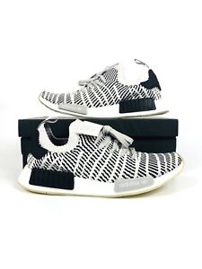 969ef9d54 Adidas NMD R1 STLT PK Primeknit Boost Grey Two One Core Black White ...
