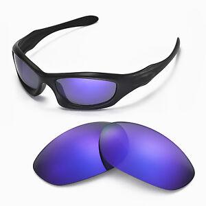 New-Walleva-Polarized-Purple-Lenses-For-Oakley-Monster-Dog