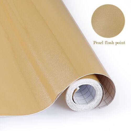 Klebefolie Küchenfolie Selbstklebend Möbelfolie Tapeten PVC Wasserdicht Glanz