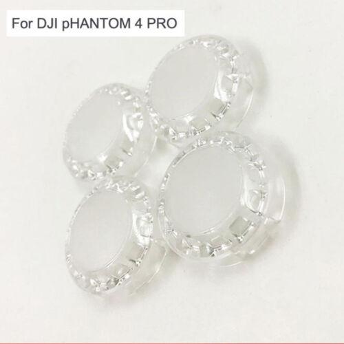 4Pcs//Set LED Shade Lights Lamp Cover For DJI Phantom 4 Pro Drone Accessories