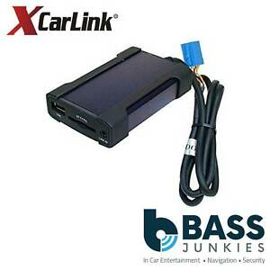 SKU2640-2 Ford Focus 2004 - 2007 Car Stereo Radio OEM USB & SD Interface Adaptor